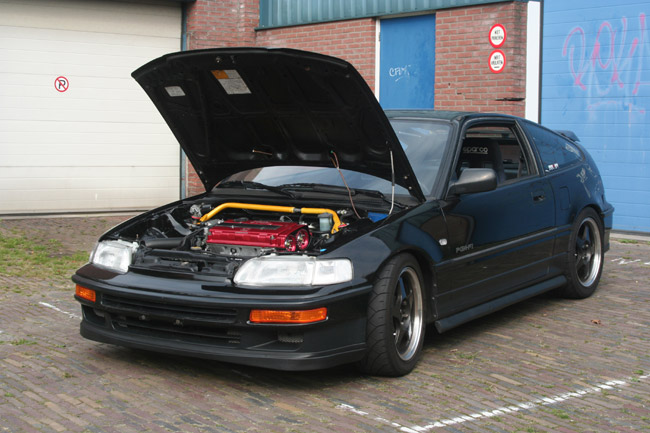 Crx Side Skirt